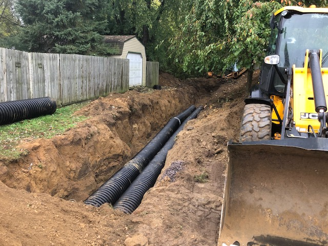 Storm water improvements 1