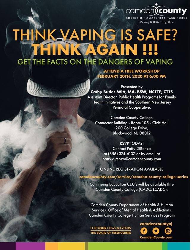 Vaping Workshop Flyer Feb 20 CCC